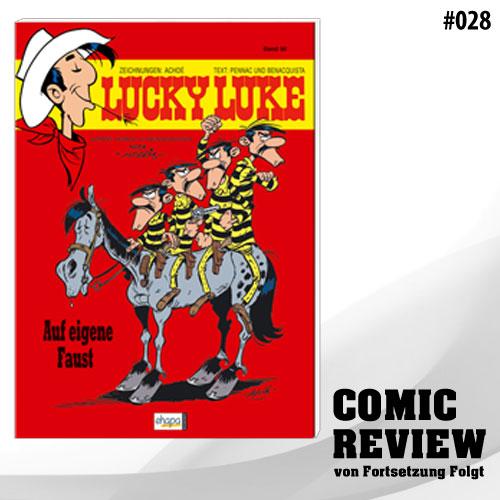 Lucky Luke Band 90 - Auf eigene Faust