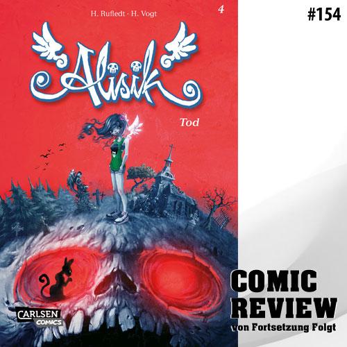 Alisik, Band 4: Tod